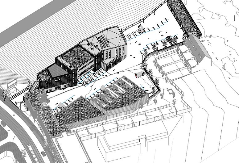 Projet COS : Centre opérationnel de Stalle