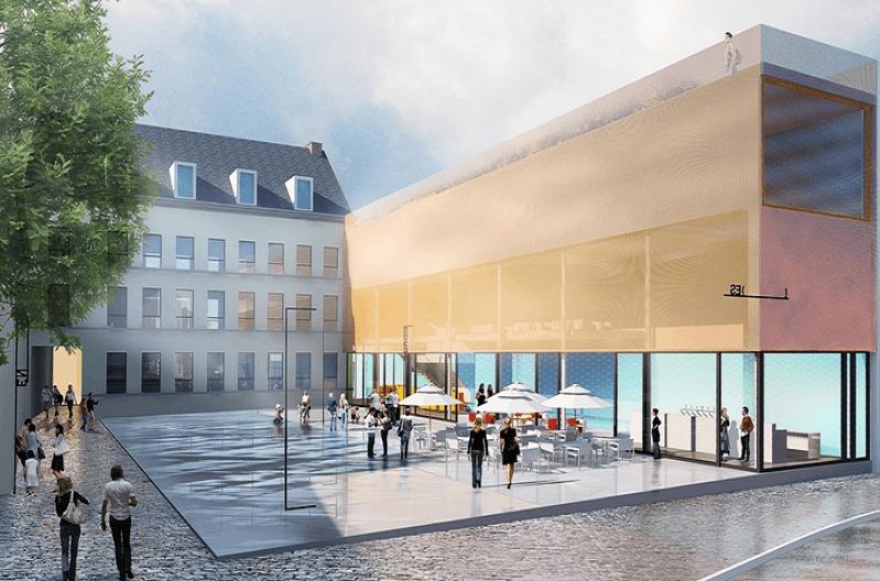 Fédération Wallonie-Bruxelles : Projet Mons 2015