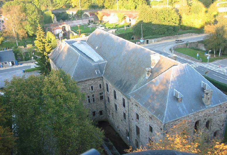Institut du Patrimoine Wallon : Projet Villers-La-Ville