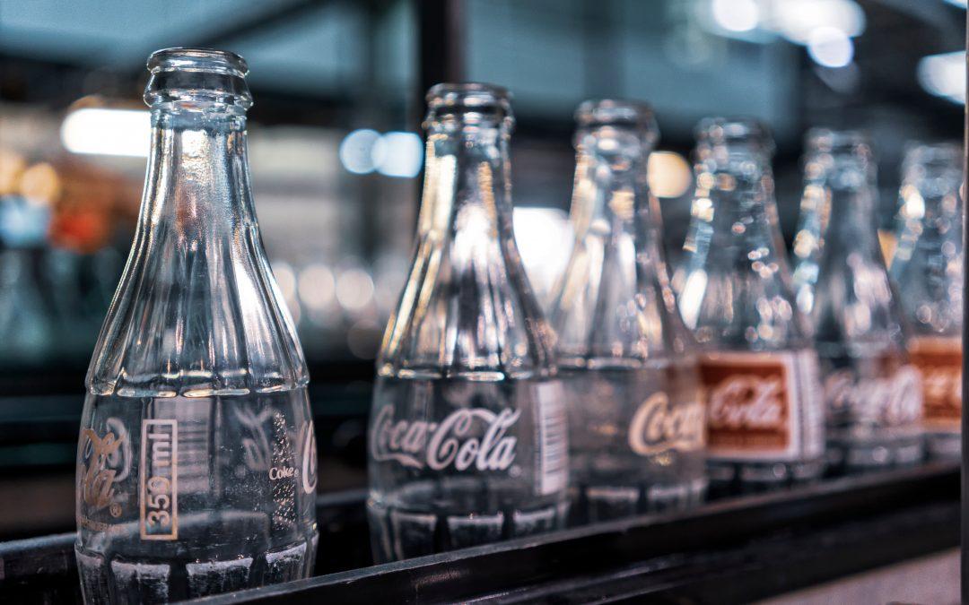 Site de production et des bureaux de Coca Cola